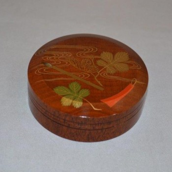 Incense container 44