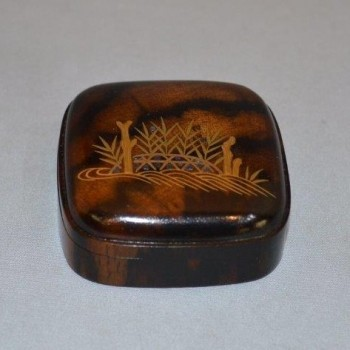 Incense container 47