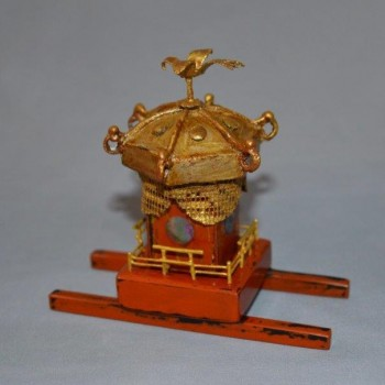Incense container 53
