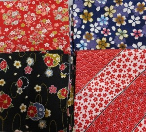 japanese fabric, tissus japonais